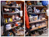 Gear Closet – Mess to Marvelous