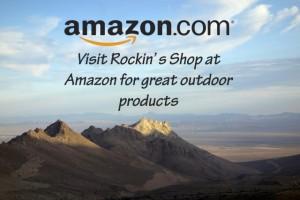 Lady on a Rock Amazon Store