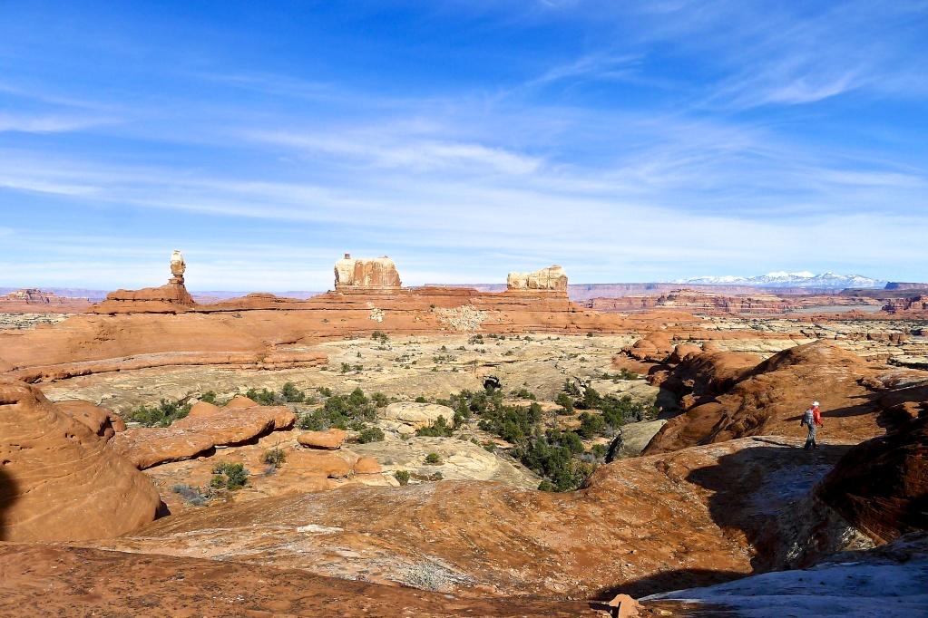 Peekaboo Trail - Canyonlands