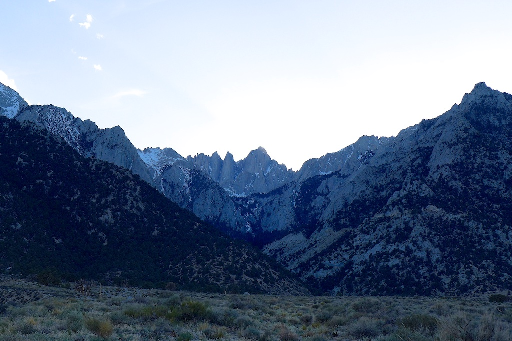 Mount Whitney (middle)